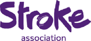 stroke associationlogo purple